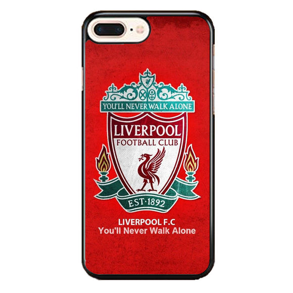 Liverpool Youll Never Walk Alone iPhone 8 Plus Case | Babycasee