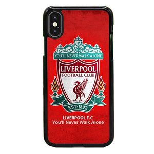 Liverpool Youll Never Walk Alone iPhone X Case | Babycasee
