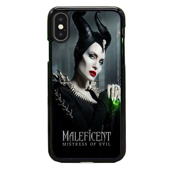 Maleficent Mistress Of Evil iPhone X Case | Babycasee