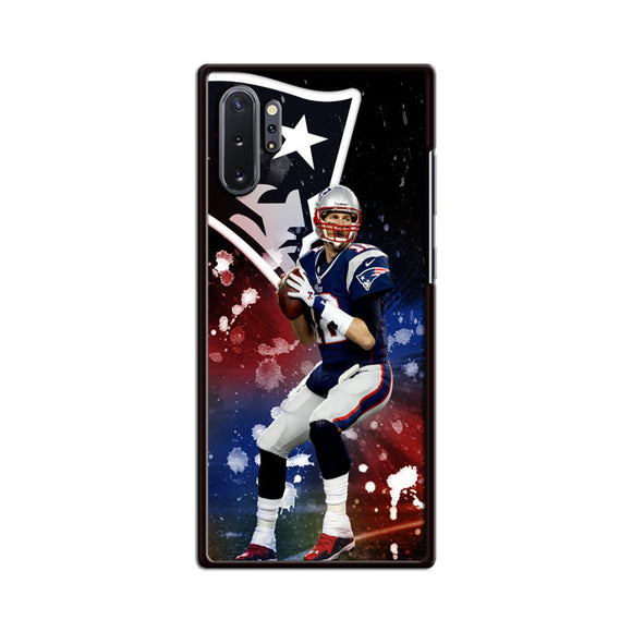 Nfl Tom Brady Samsung Galaxy Note 10 Plus Case | Babycasee