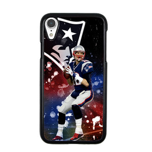 Nfl Tom Brady iPhone XR Case | Babycasee