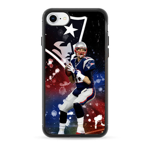 Nfl Tom Brady iPhone 8 Case | Babycasee