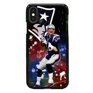 Nfl Tom Brady iPhone XS Max Case | Babycasee