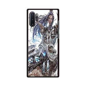 Pulsefire Caitlyn League Of Legends Art Samsung Galaxy Note 10 Plus Case | Babycasee