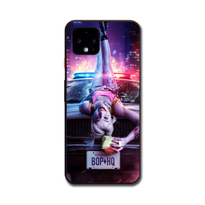 Quinn Gotham Exempt Birds Of Prey Google Pixel 4 Case | Babycasee