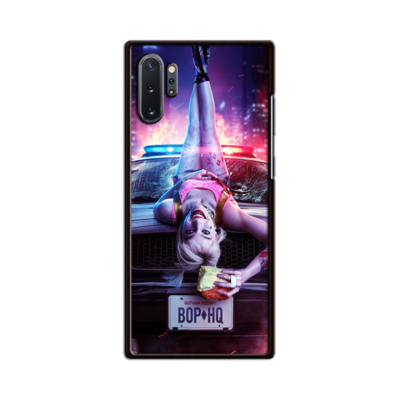 Quinn Gotham Exempt Birds Of Prey Samsung Galaxy Note 10 Plus Case | Babycasee