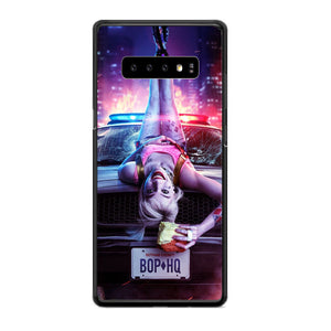 Quinn Gotham Exempt Birds Of Prey Samsung Galaxy S10 Plus Case | Babycasee