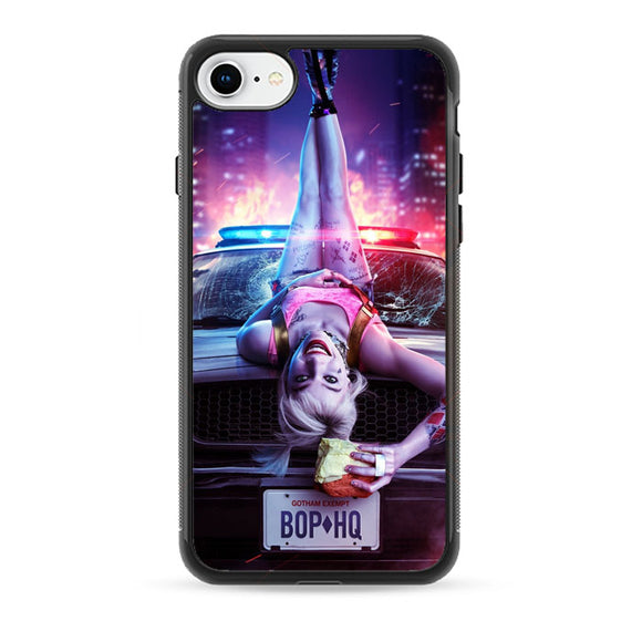 Quinn Gotham Exempt Birds Of Prey iPhone 8 Case | Babycasee