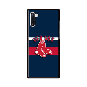 Red Sox Boston Logo Samsung Galaxy Note 10 Case | Babycasee
