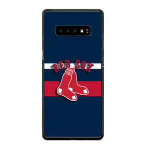 Red Sox Boston Logo Samsung Galaxy S10 Plus Case | Babycasee