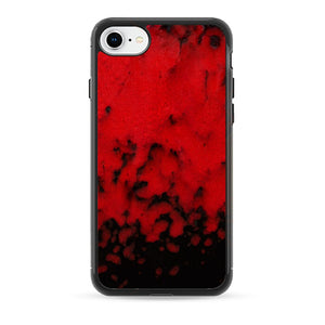 Red Stone Stoneware Marble iPhone 7 Case | Babycasee