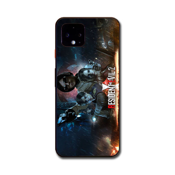 Resident Evil 2 2019 Google Pixel 4 Case | Babycasee