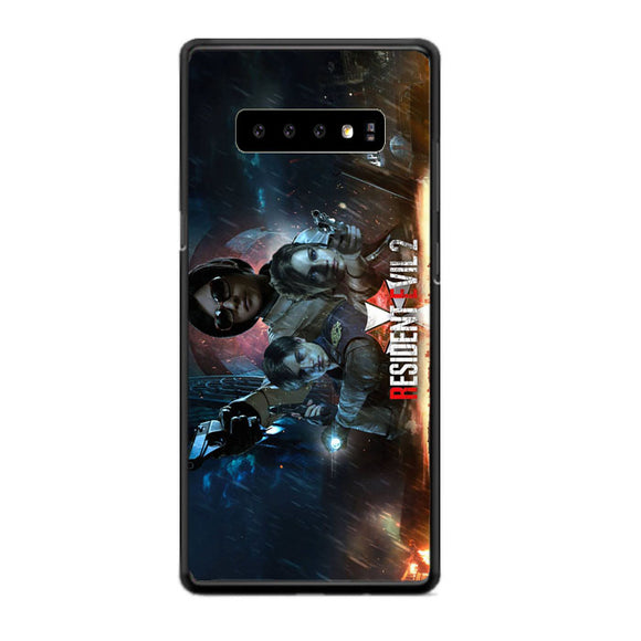 Resident Evil 2 2019 Samsung Galaxy S10 Plus Case | Babycasee
