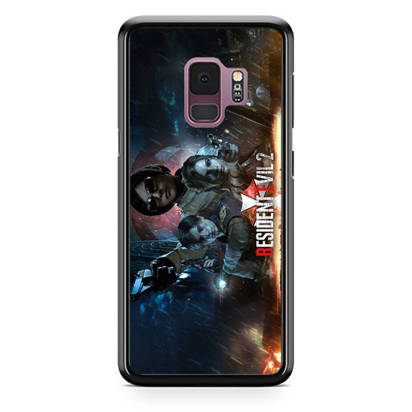 Resident Evil 2 2019 Samsung Galaxy S9 Case | Babycasee