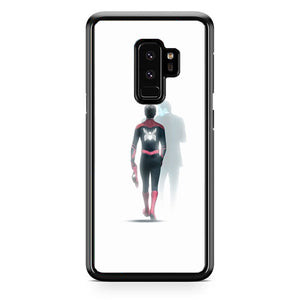 Spider Man Miss Tony Stark Shadow Samsung Galaxy S9 Plus| Babycasee