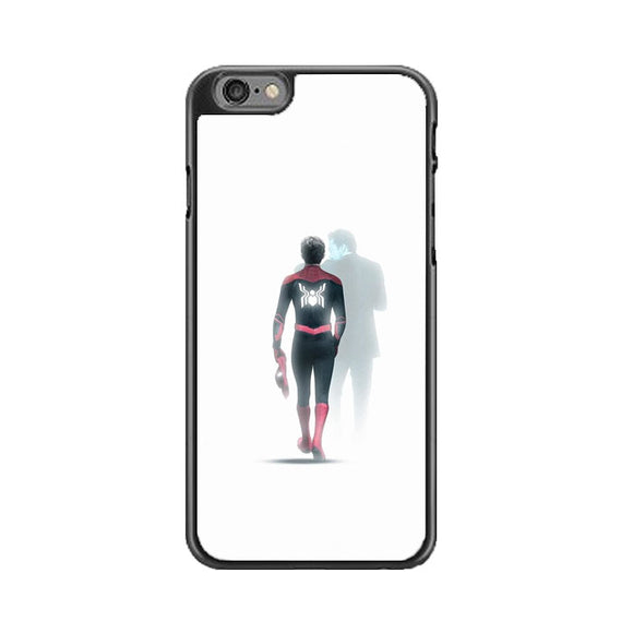 Spider Man Miss Tony Stark Shadow iPhone 6|6S Case | Babycasee