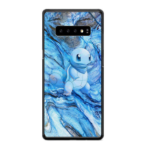 Squirtle Blue Marble X Stone Samsung Galaxy S10e Case | Babycasee
