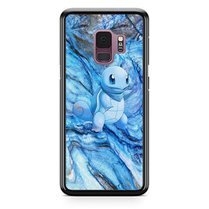 Squirtle Blue Marble X Stone Samsung Galaxy S9 Case | Babycasee