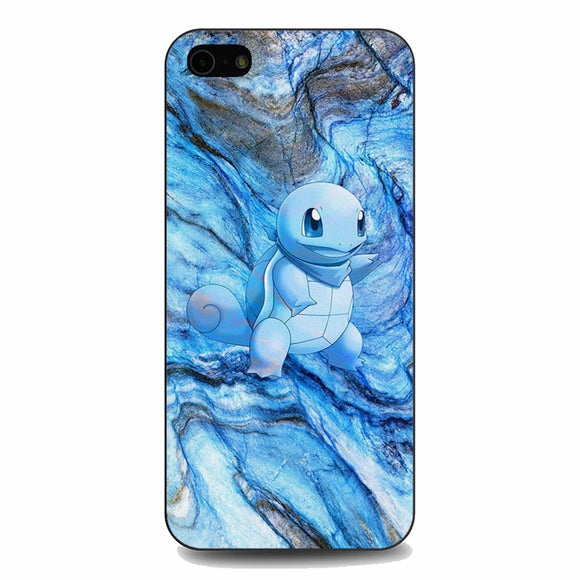 Squirtle Blue Marble X Stone iPhone 5|5S|SE Case | Babycasee