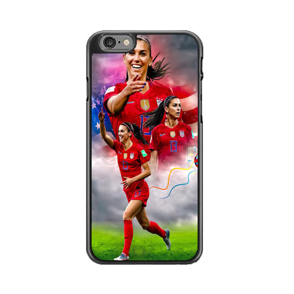 Alex Morgan World Cup Wallpaper iPhone 6 Plus|6S Plus Case | Babycasee