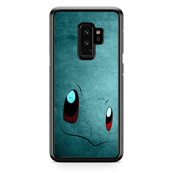 Anime Pokemon Minimalist Squirtle Blue Samsung Galaxy S9 Plus| Babycasee