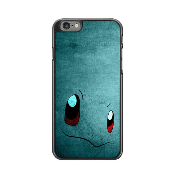 Anime Pokemon Minimalist Squirtle Blue iPhone 6|6S Case | Babycasee