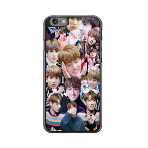 Bts Jungkook Kookie Collage Wallpaper iPhone 6|6S Case | Babycasee