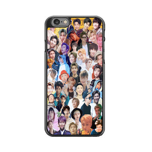 Bts Rm Collage Wallpaper iPhone 6|6S Case | Babycasee