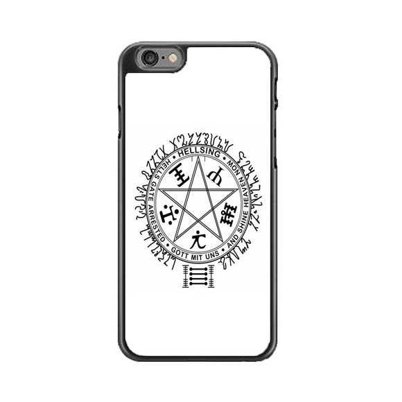 Hellsing Ultimate Logo iPhone 6 Plus|6S Plus Case | Babycasee