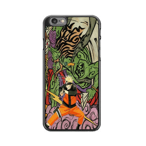 Sasuke Naruto Anime iPhone 6 Plus|6S Plus Case | Babycasee