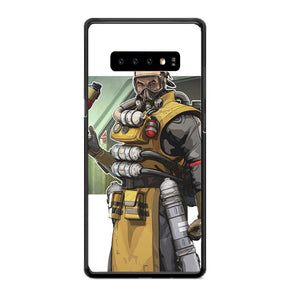 Apex Legends Caustic Samsung Galaxy S10 Case | Babycasee