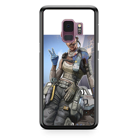 Apex Legends Lifeline Samsung Galaxy S9 Case | Babycasee