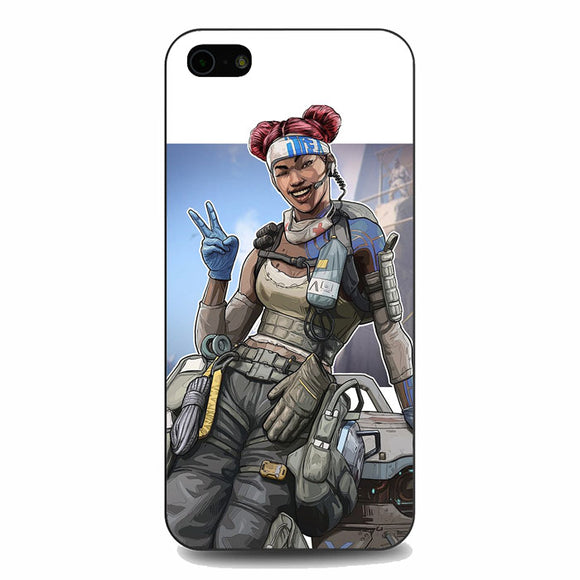 Apex Legends Lifeline iPhone 5|5S|SE Case | Babycasee