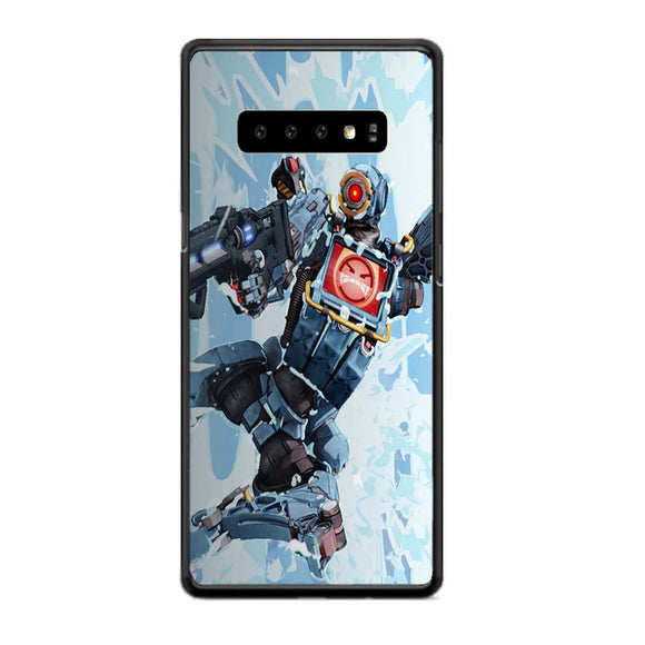 Apex Legends Pathfinder Angry Fanart Samsung Galaxy S10e Case | Babycasee