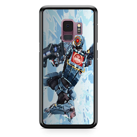 Apex Legends Pathfinder Angry Fanart Samsung Galaxy S9 Case | Babycasee
