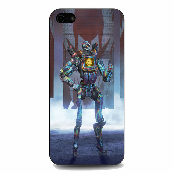 Apex Legends Pathfinder Robot iPhone 5|5S|SE Case | Babycasee