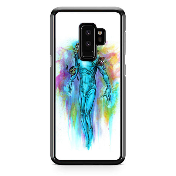 Old Dr Manhattan Carries Baby Watchmen Samsung Galaxy S9 Plus| Babycasee