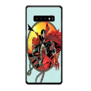 Spawn Chain Superhero Samsung Galaxy S10 Case | Babycasee
