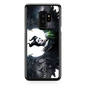 Maleficent 2 White Poster Samsung Galaxy S9 Plus| Babycasee