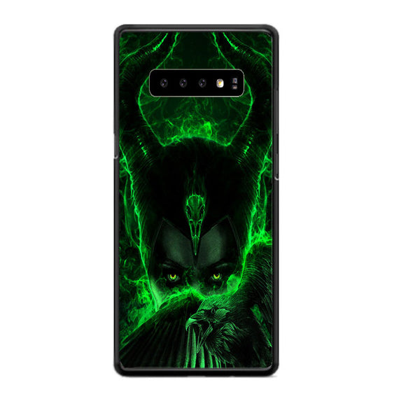 Maleficent 2 2019 Green Samsung Galaxy S10e Case | Babycasee