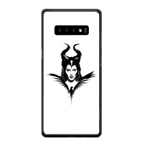 Maleficent 2 Poster Samsung Galaxy S10 Plus Case | Babycasee