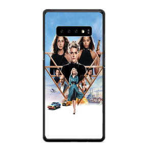 Charlies Angels 2019 Movie Poster Samsung Galaxy S10 Plus Case | Babycasee