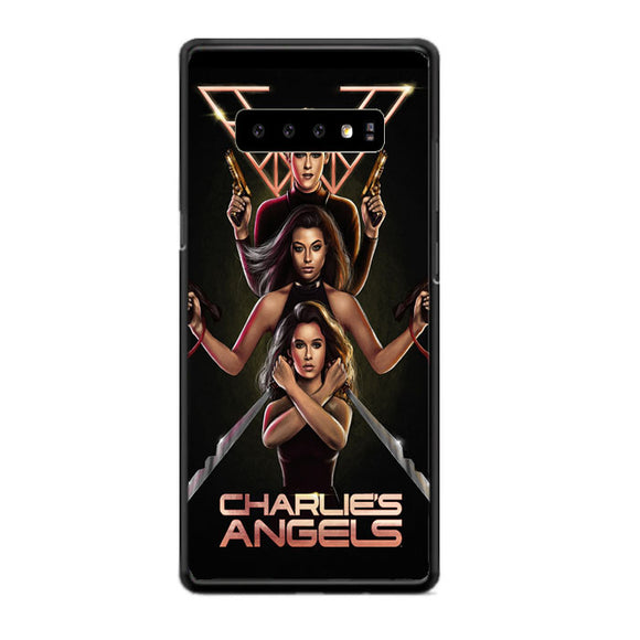 Charlies Angels 2019 Art Samsung Galaxy S10 Case | Babycasee