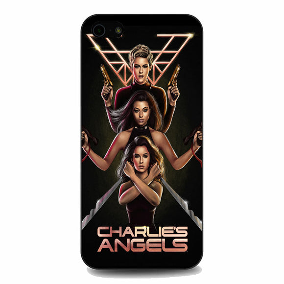 Charlies Angels 2019 Art iPhone 5|5S|SE Case | Babycasee