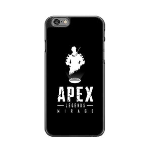 Apex Legends Mirage Black Minimalist 2 iPhone 6|6S Case | Babycasee