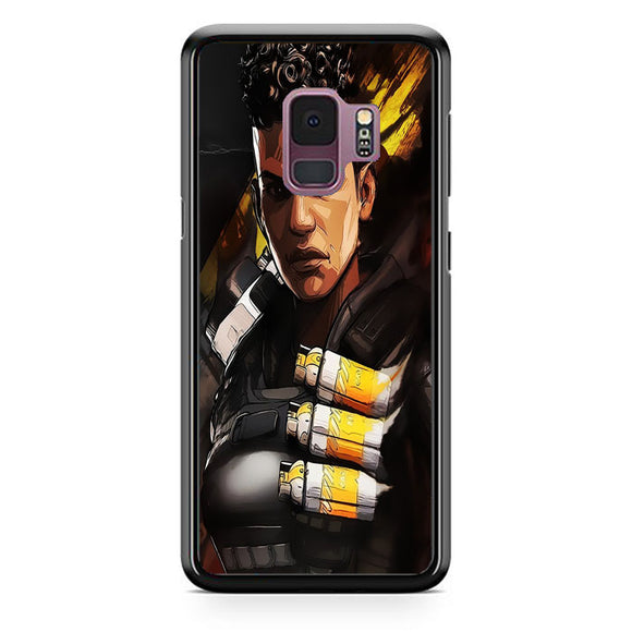 Apex Legends Bangalore Fanart Samsung Galaxy S9 Case | Babycasee