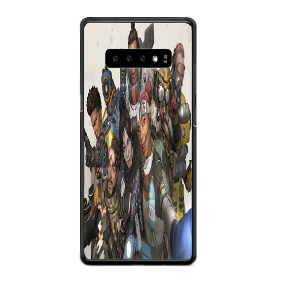 Apex Legends All Characters Samsung Galaxy S10 Case | Babycasee