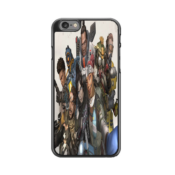 Apex Legends All Characters iPhone 6 Plus|6S Plus Case | Babycasee