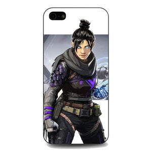 Apex Legends Wraith iPhone 5|5S|SE Case | Babycasee