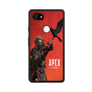 Apex Legends Bloodhound Red Google Pixel 2 XL Case | Babycasee